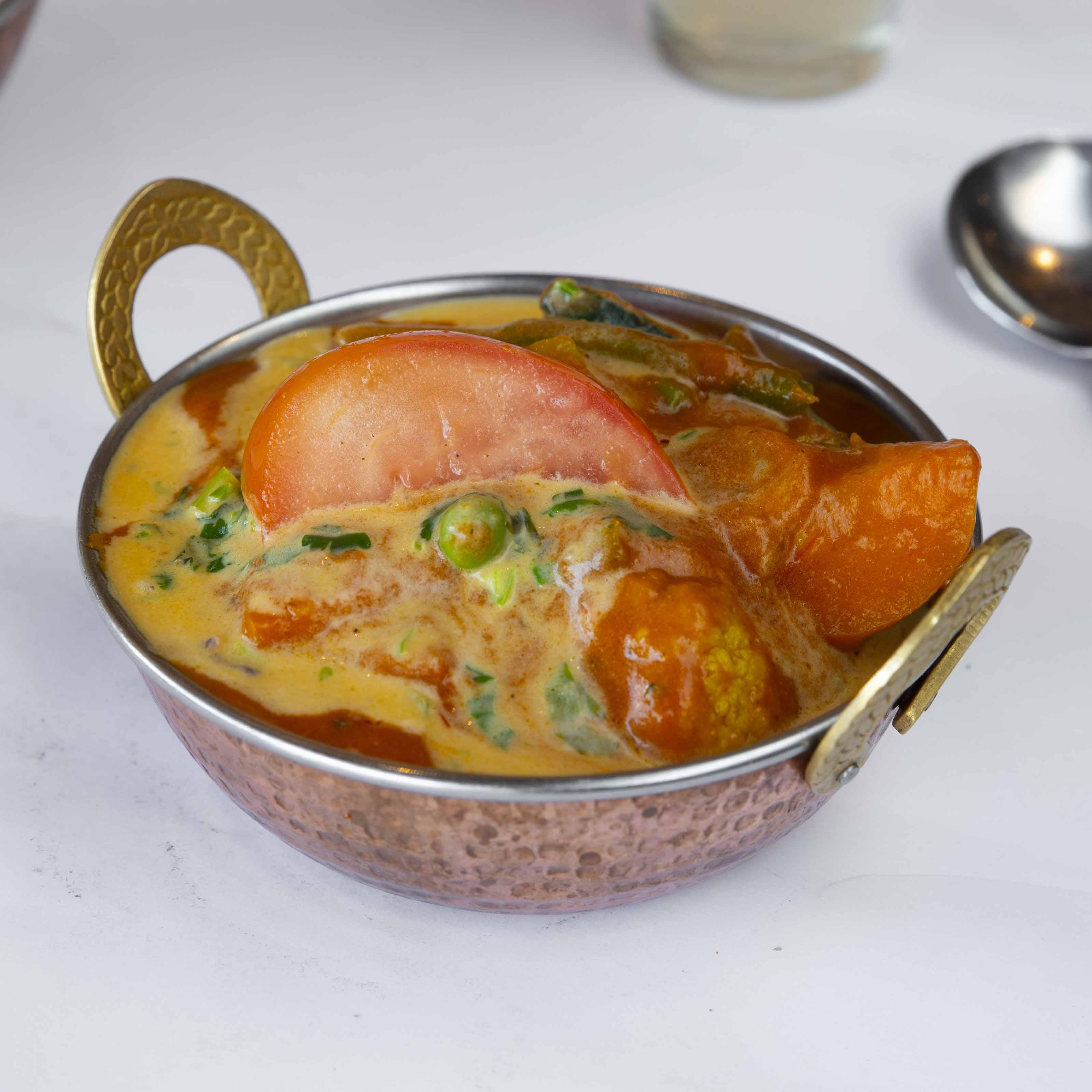 Butter Chicken Makhani