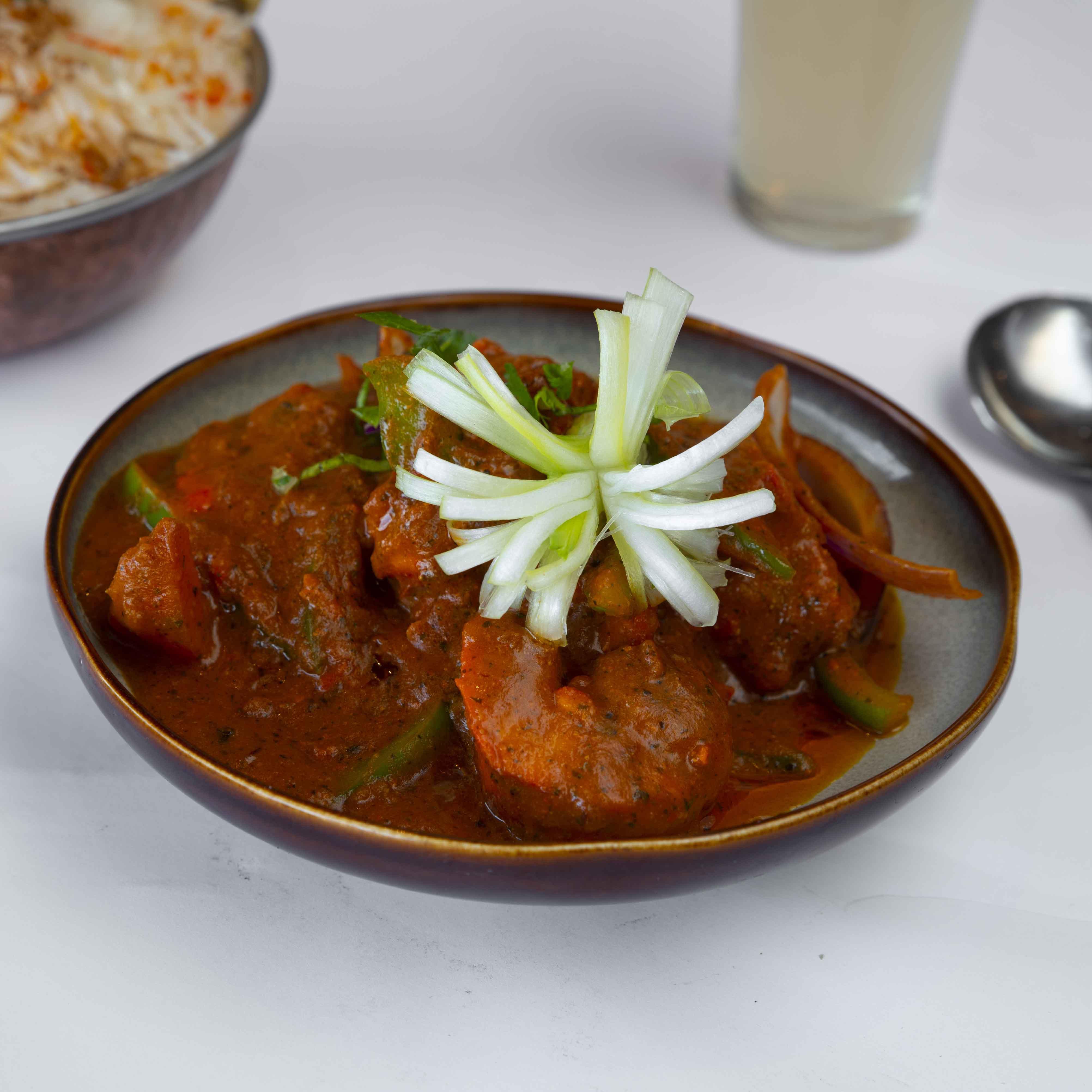 Punjabi Chicken