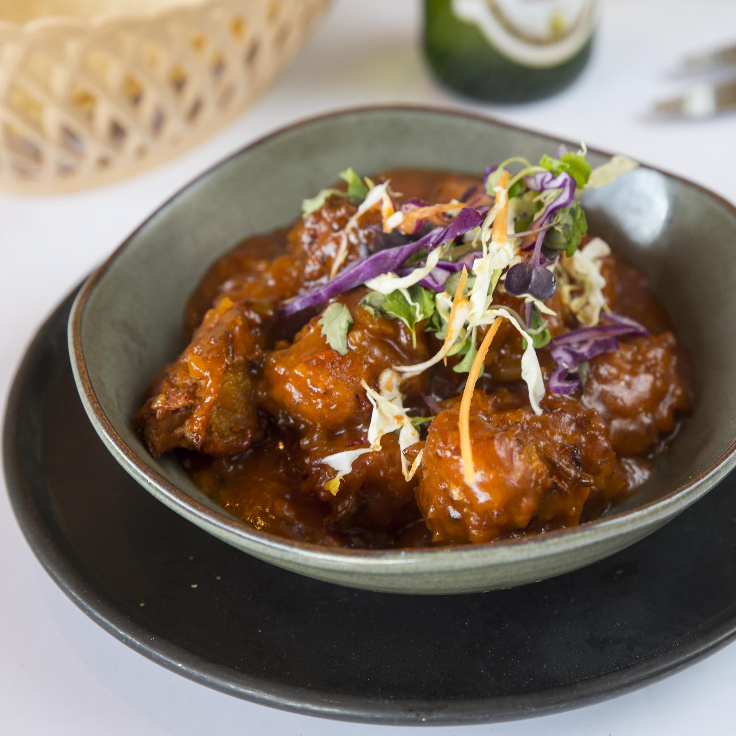 Chicken Munchoorian