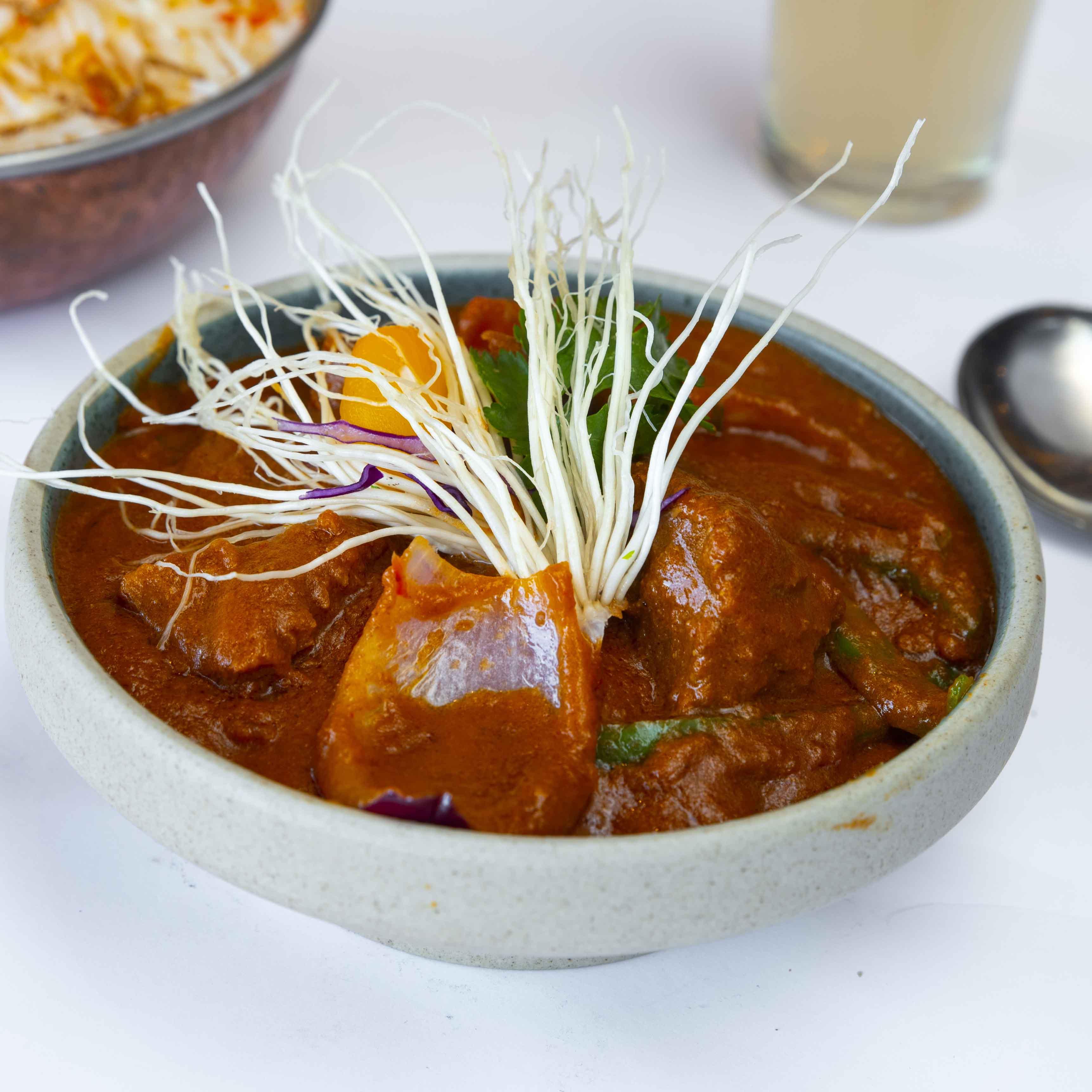 Beef Bhuna Masala