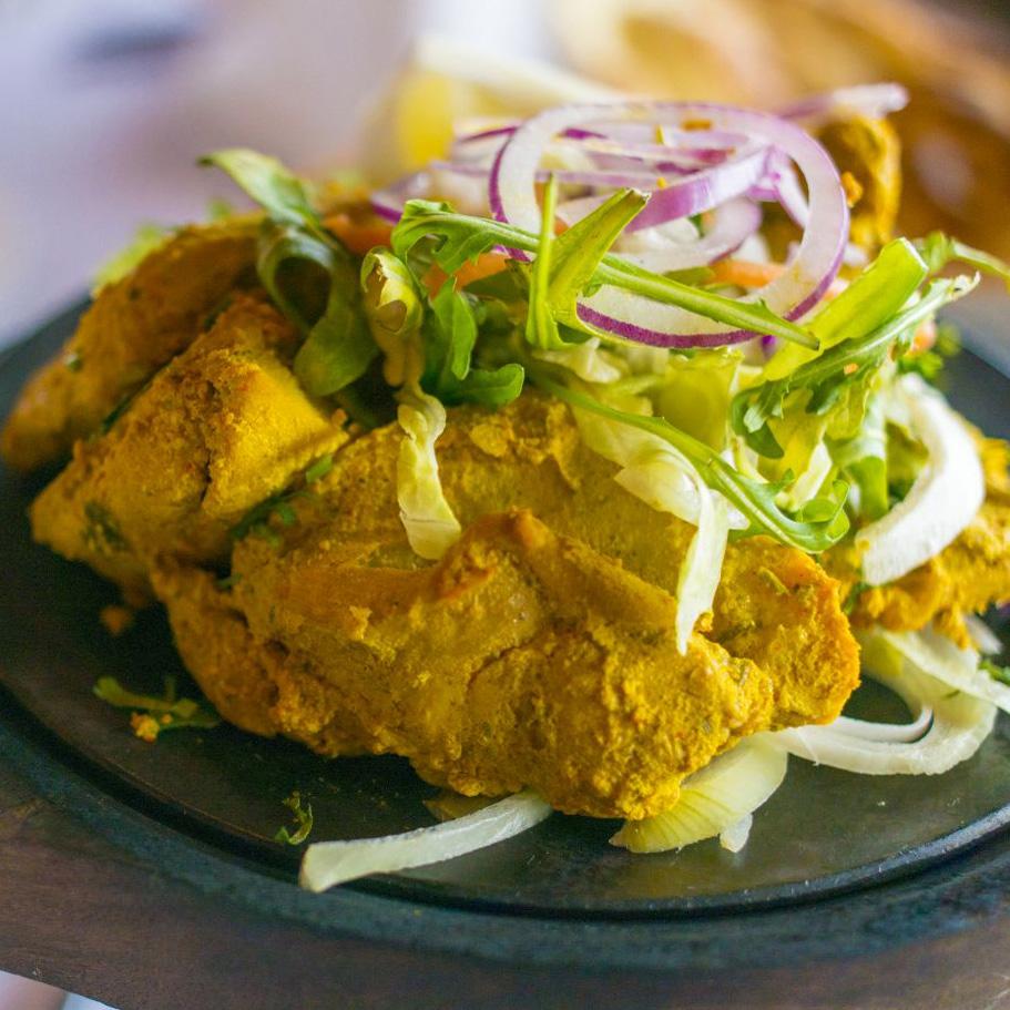 Chicken Tikka (6 pcs)