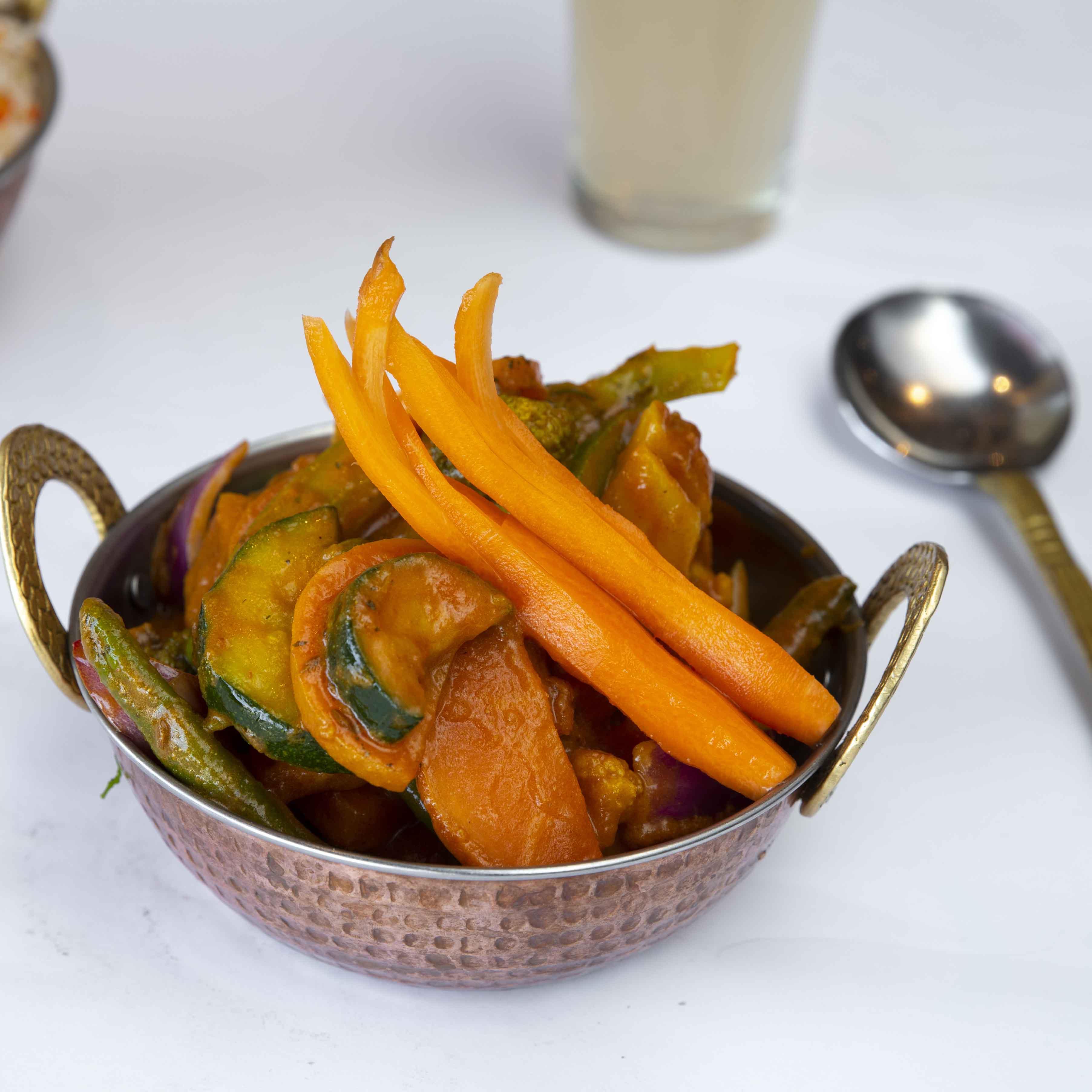 Vegetable Jal Frazee