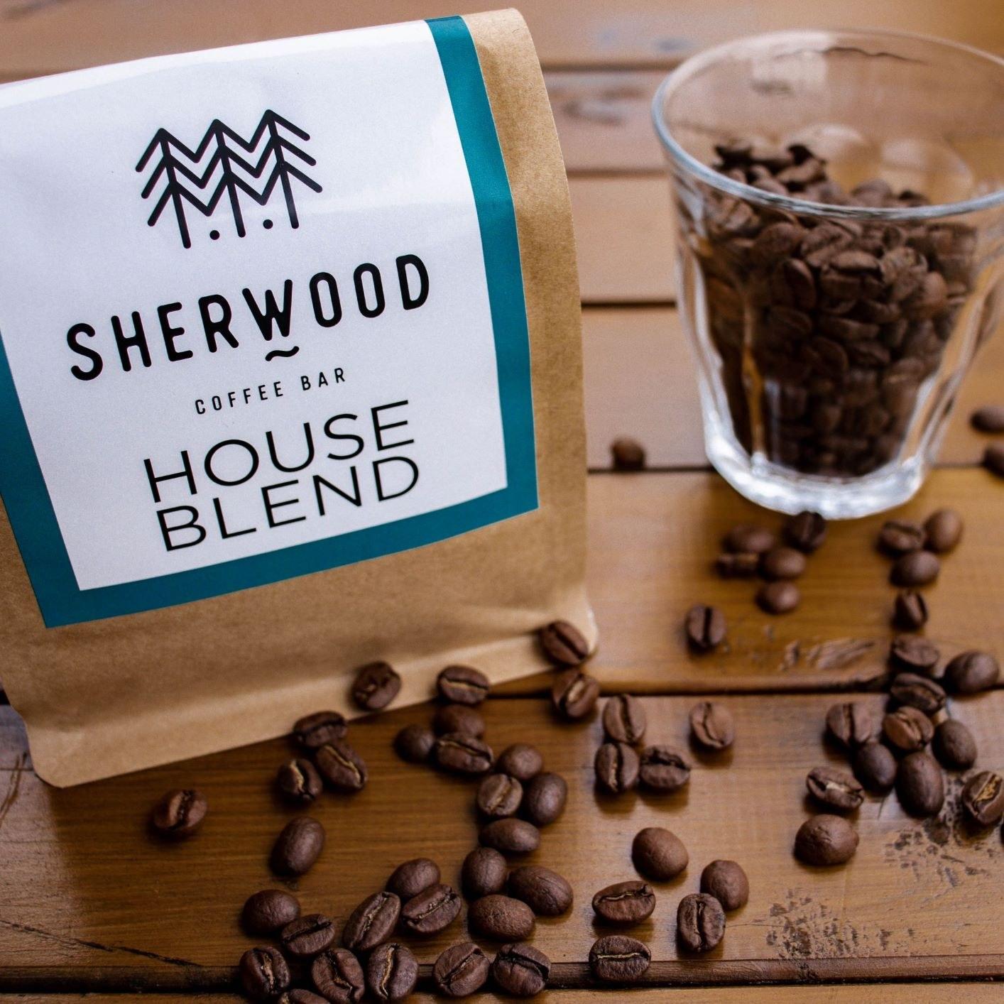 Sherwood House Blend  - 1kg Retail