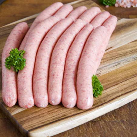 Thin Sausages (kg)