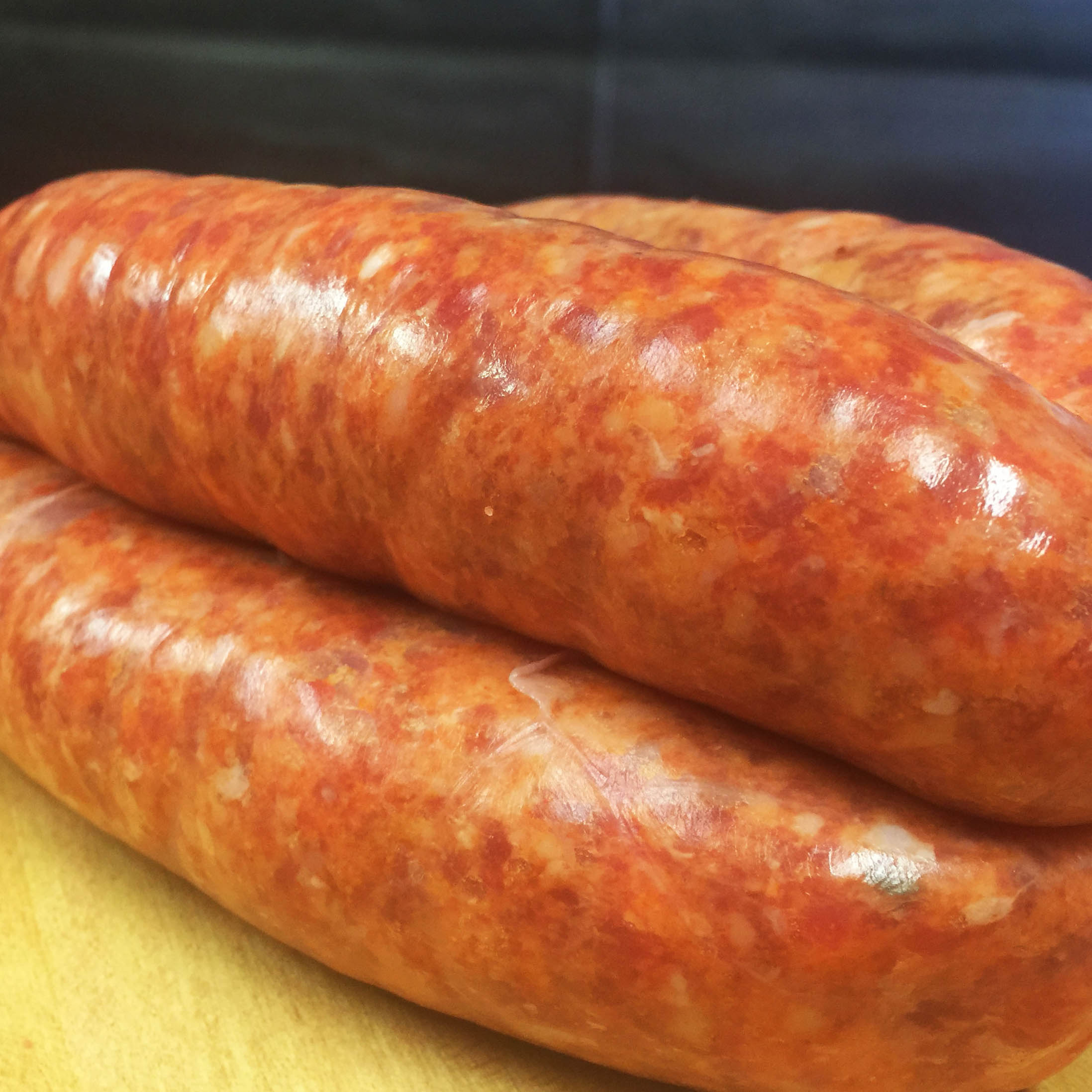 Thick Sausages (kg)