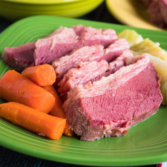Cooked Corned Beef (kg)