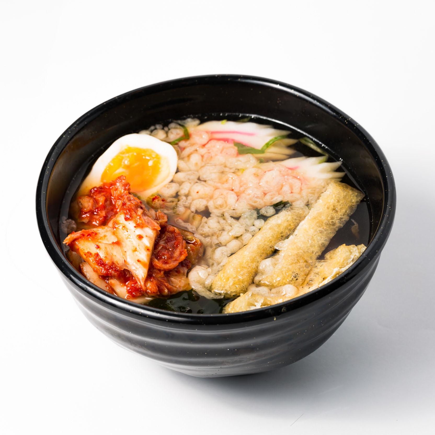 Kimchi Udon (Spicy)