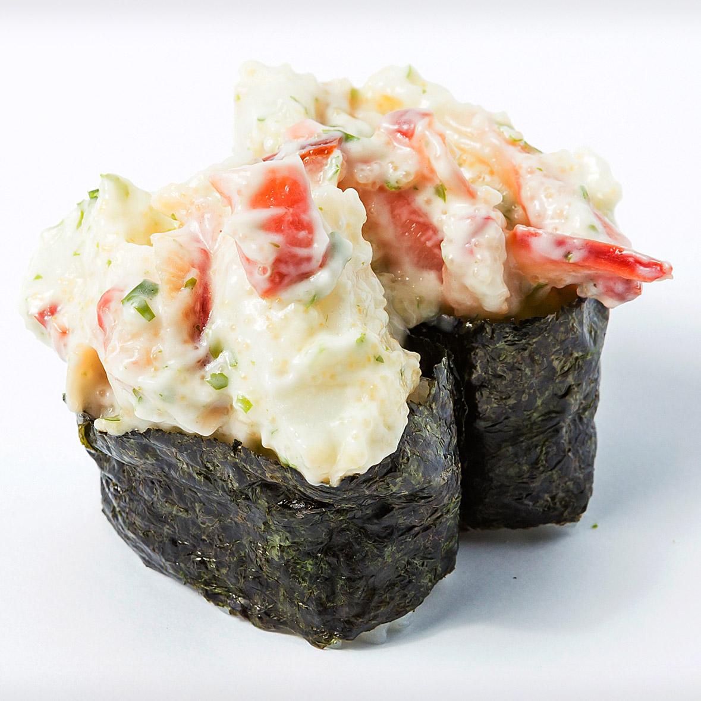 Seafood Mix Gunkan