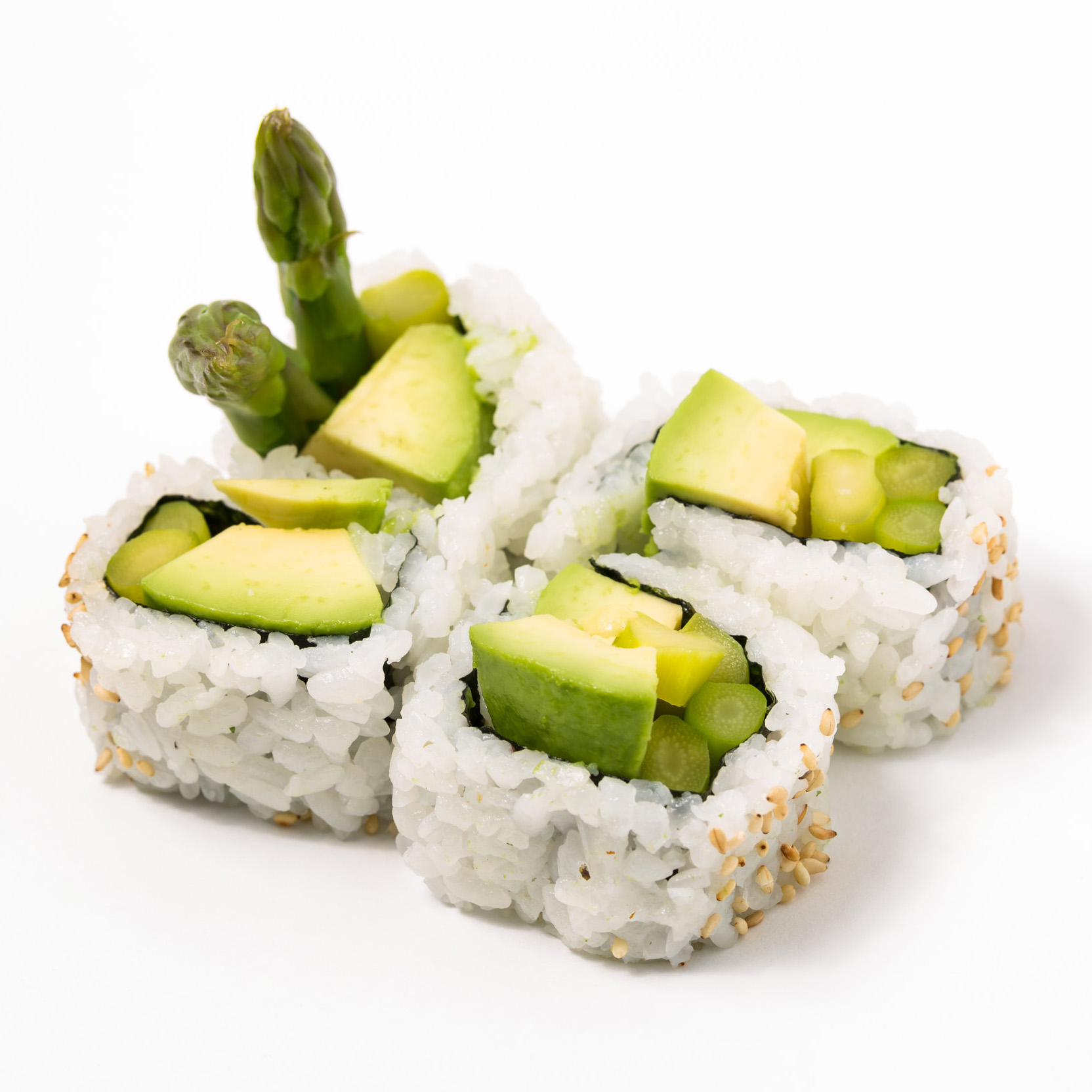 Asparagus Roll (Vege)