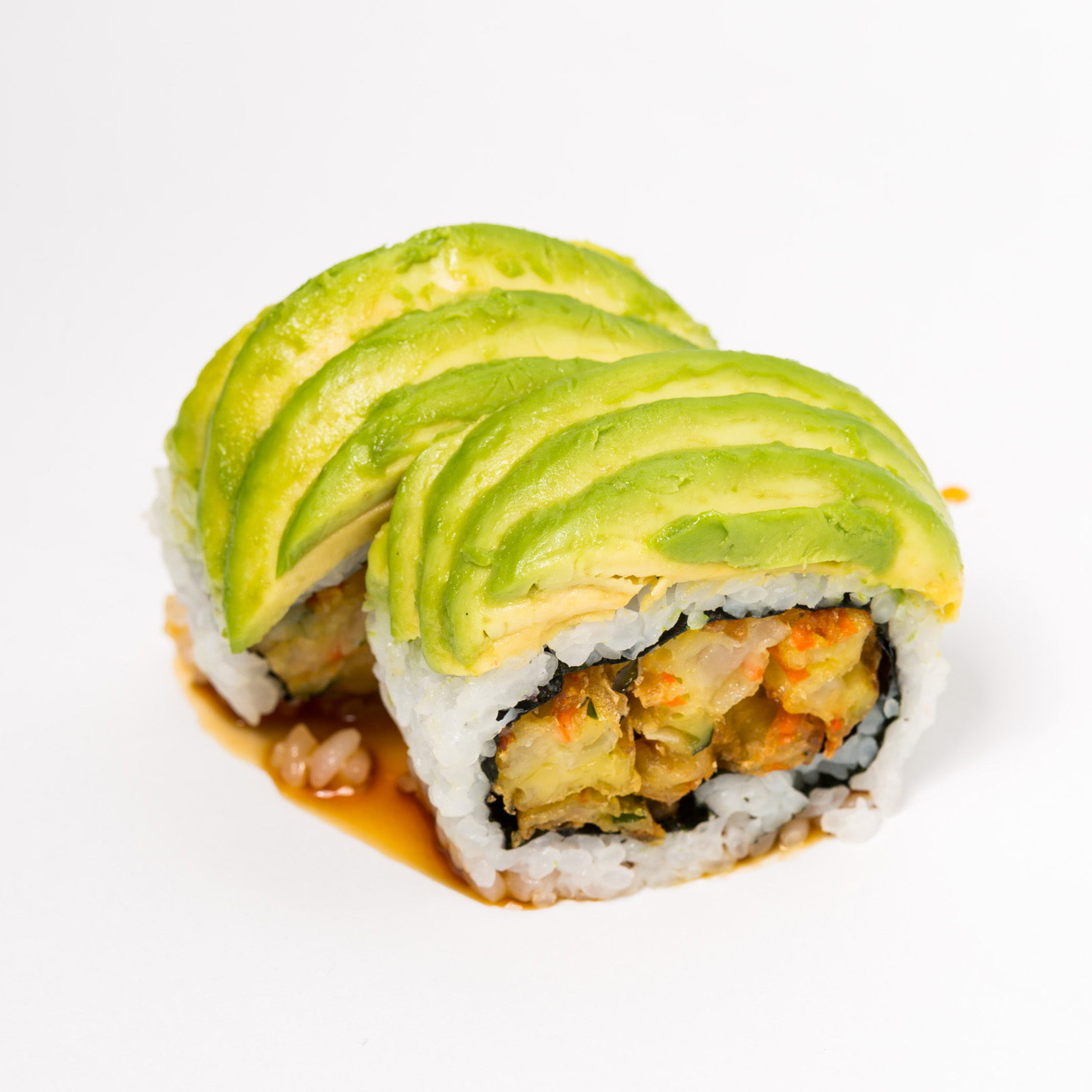 Caterpillar Roll (Vege)