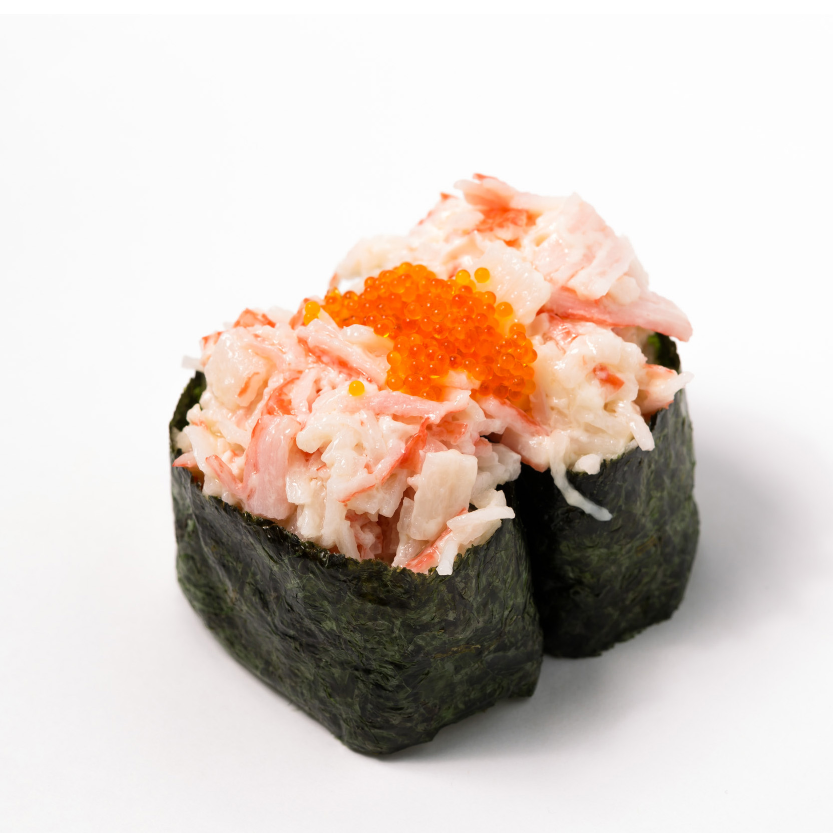 Kanikama salad Gunkan