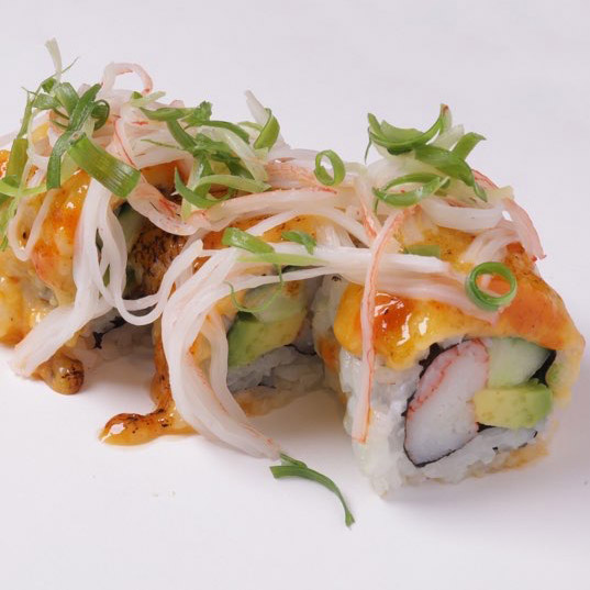 Spicy Crab Roll (Spicy)