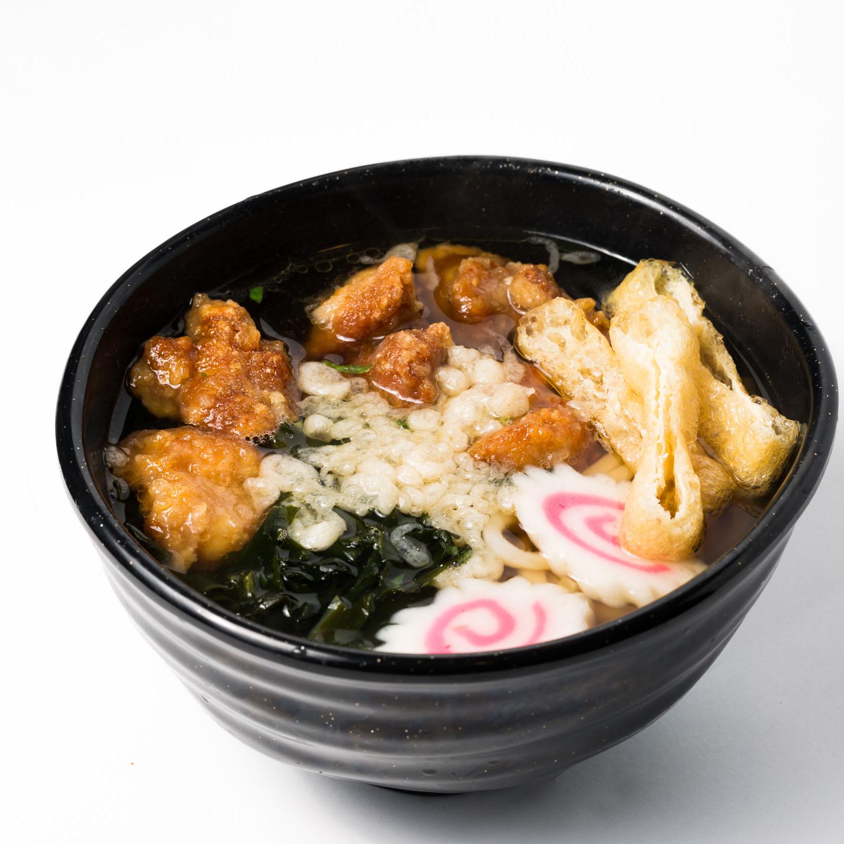 Chicken Karaage Udon