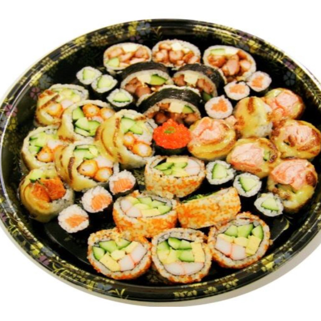 Roll Platter  (Minimum 3 Hours notice required)