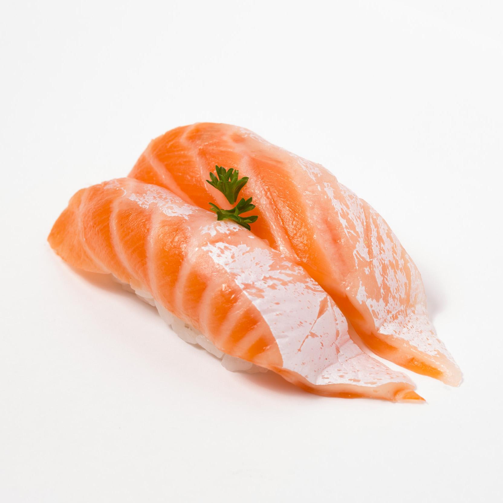 Salmon Toro Nigiri