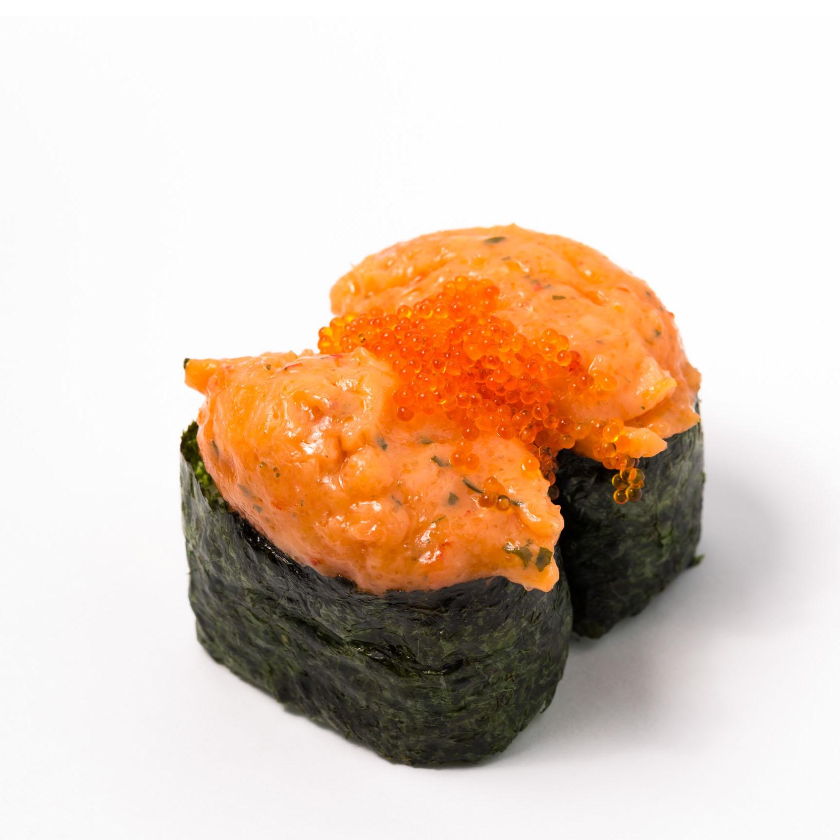 Lobster salad Gunkan