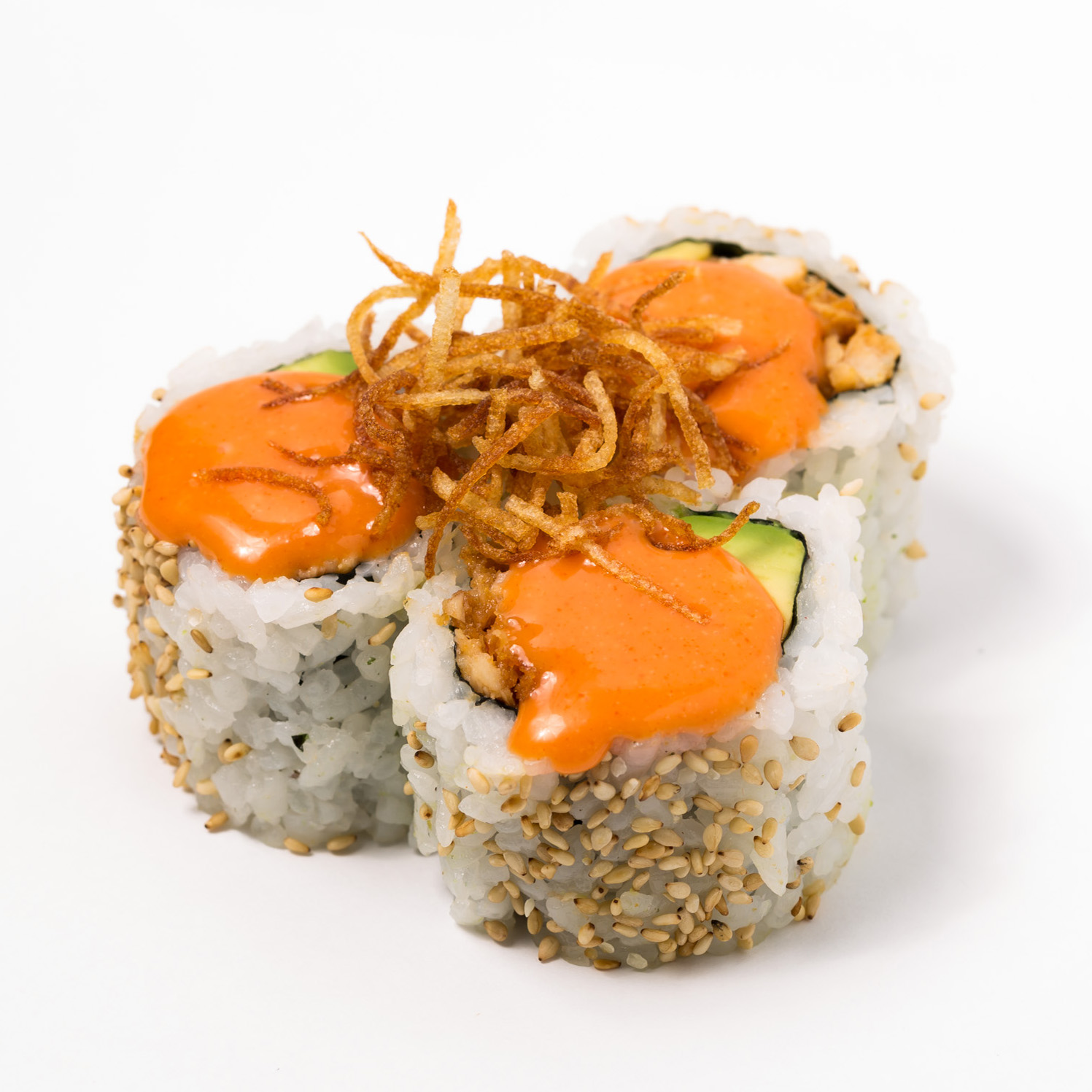 Small spicy Chicken Roll (Spicy)