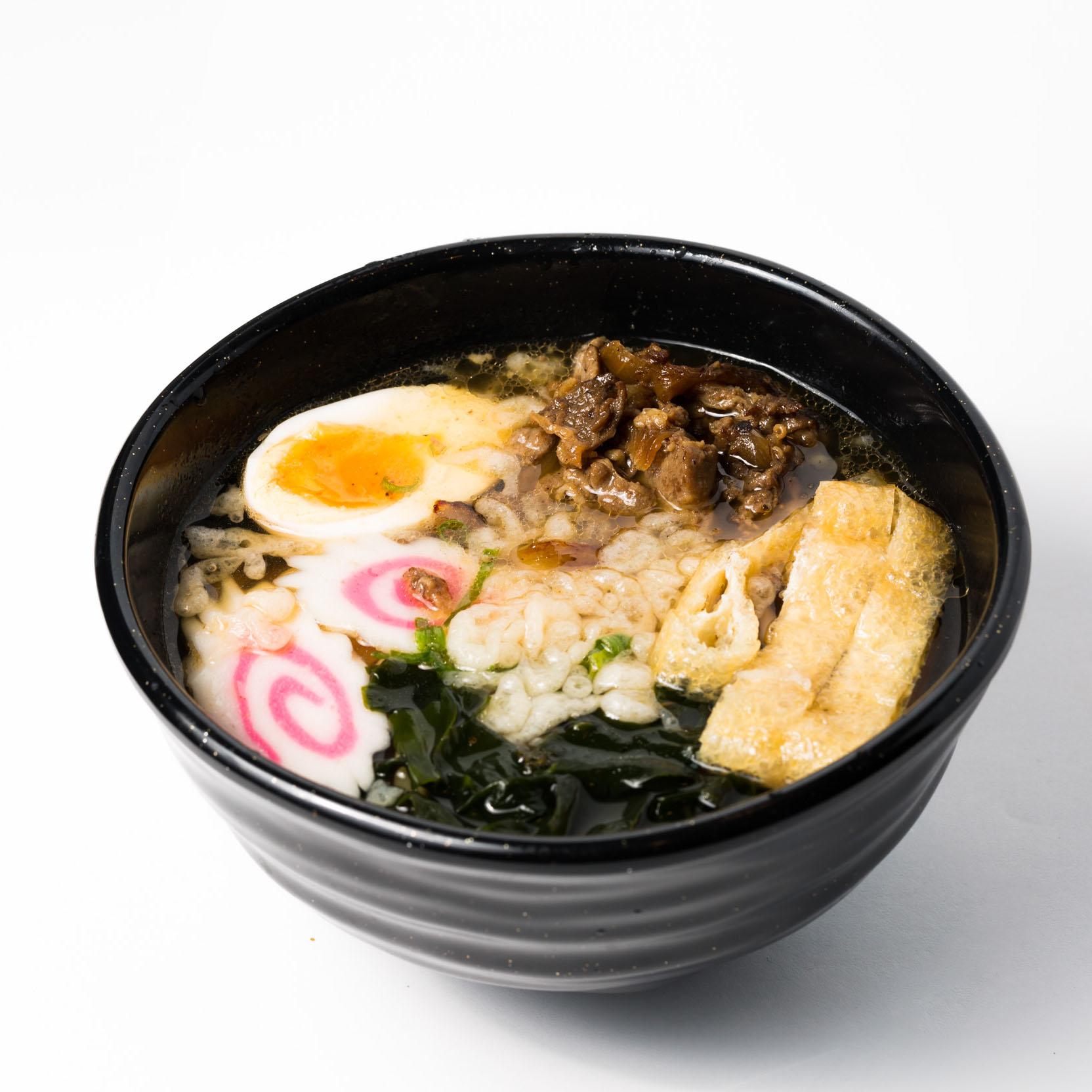 Beefyaki Udon