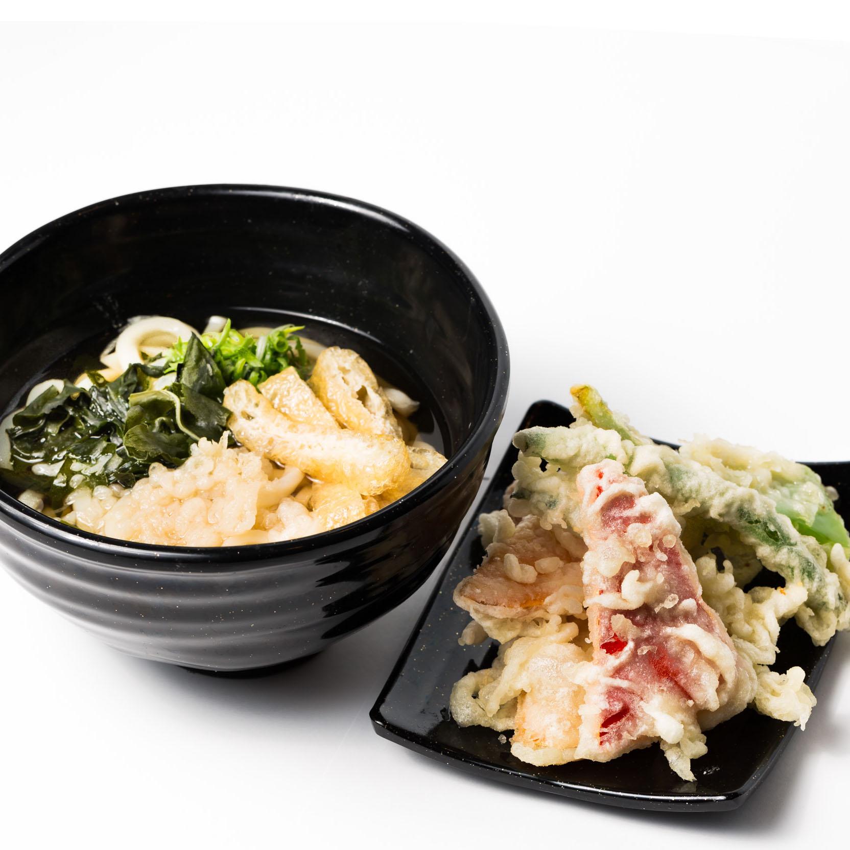 Vegetable Tempura Udon (Vege)