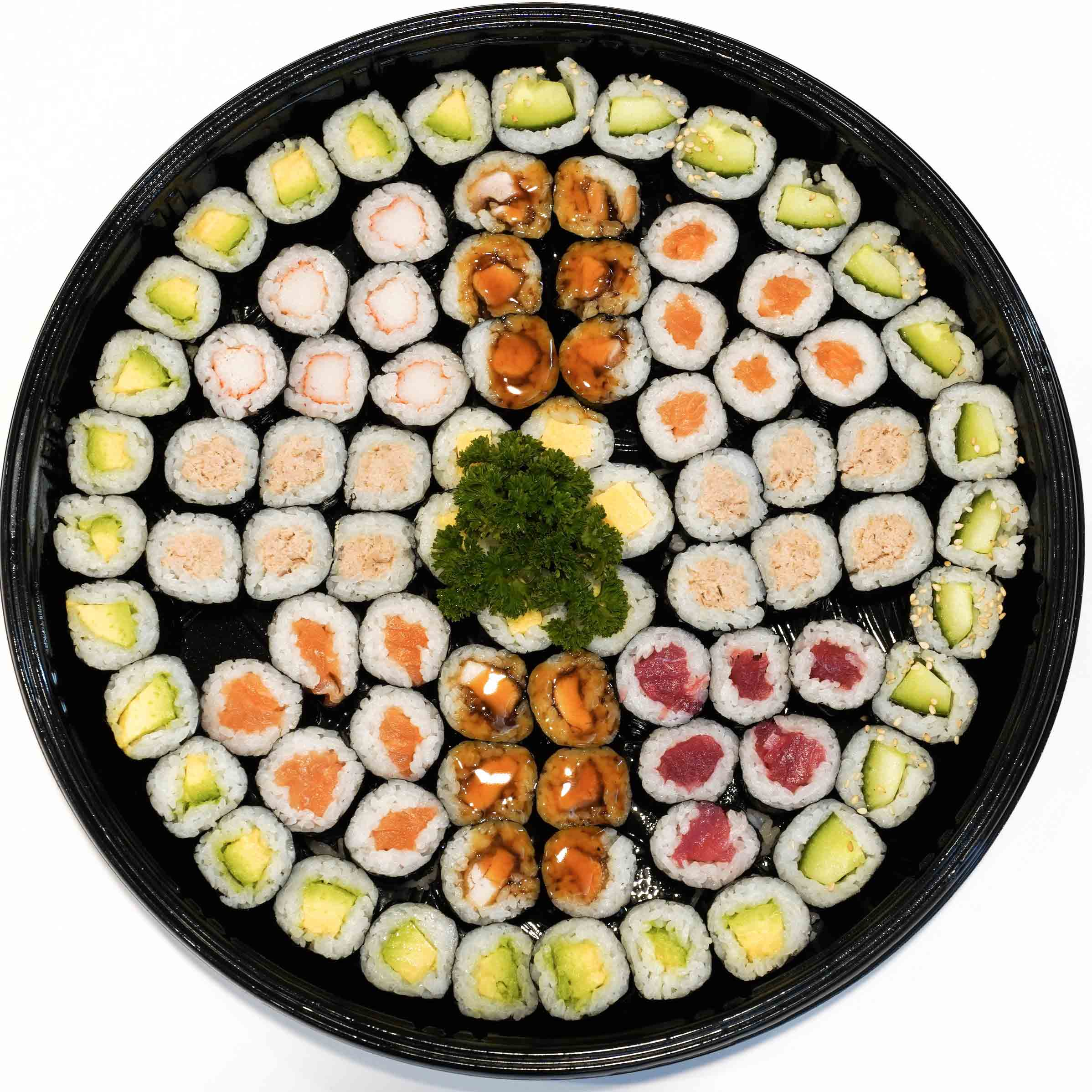 Baby Roll Platter  (Minimum 3 Hours notice required)