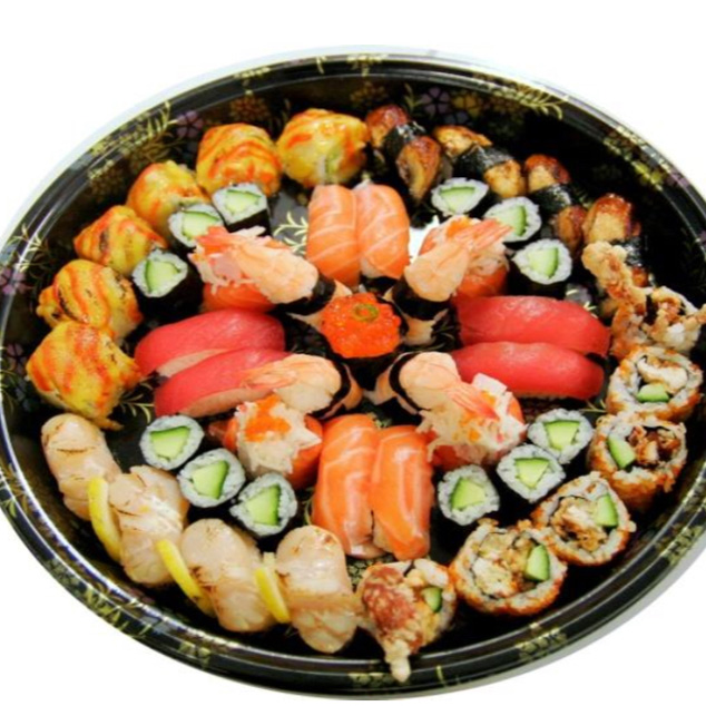 Nigiri and Roll Platter   (Minimum 3 Hours notice required)