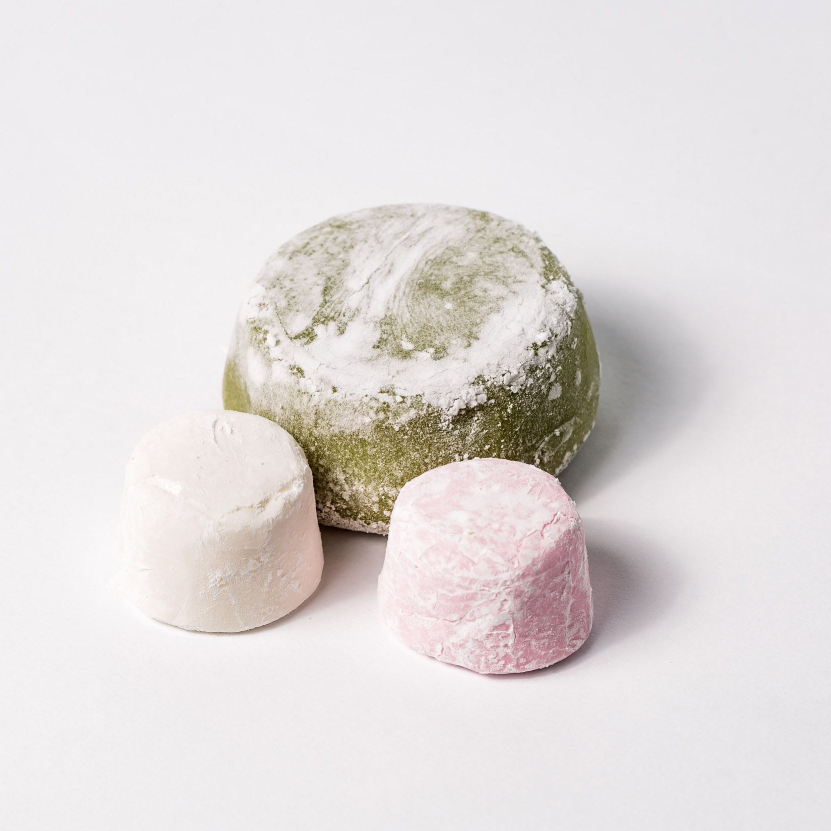 Mochi Ice Cream (Green Tea)
