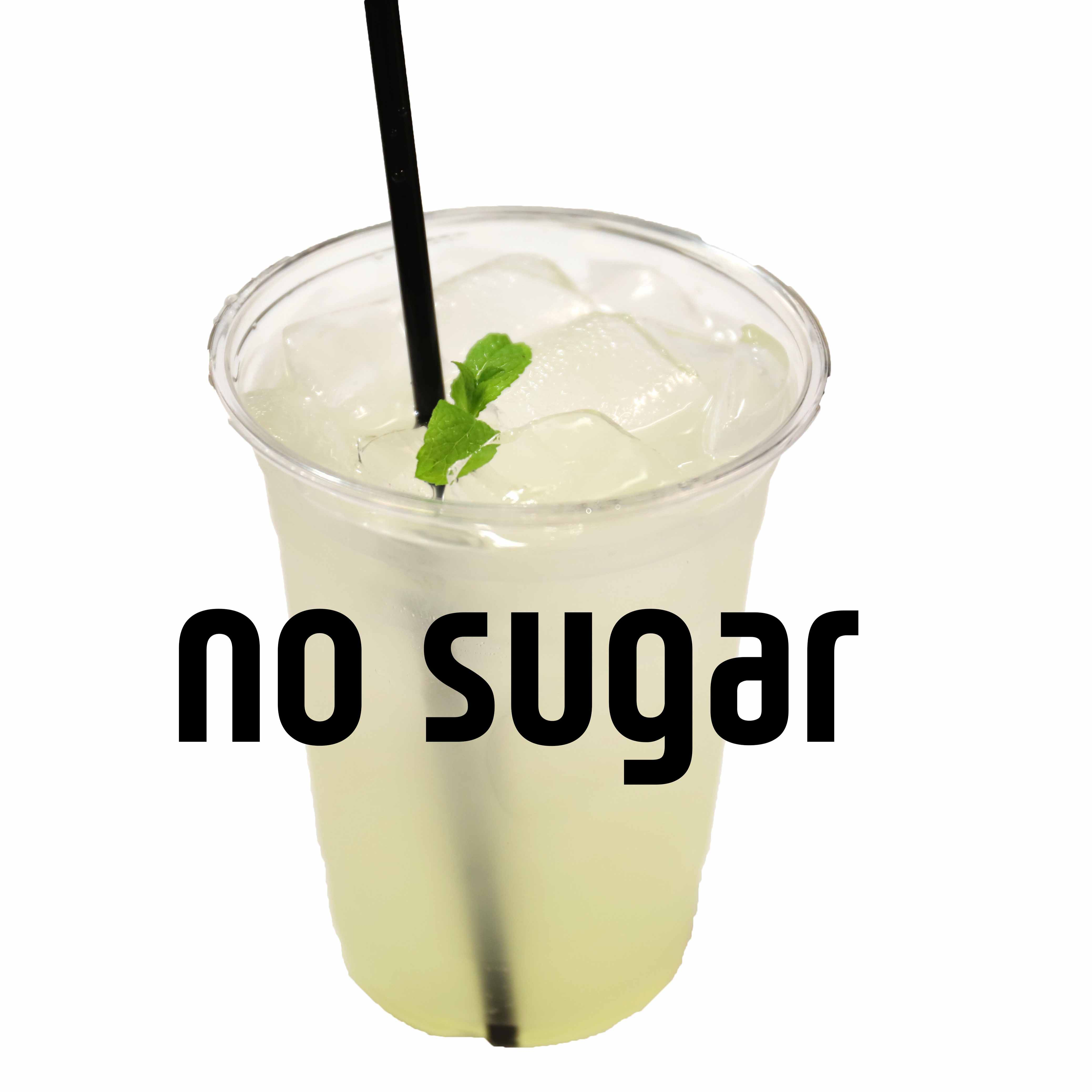 No Sugar Yuzu Soda