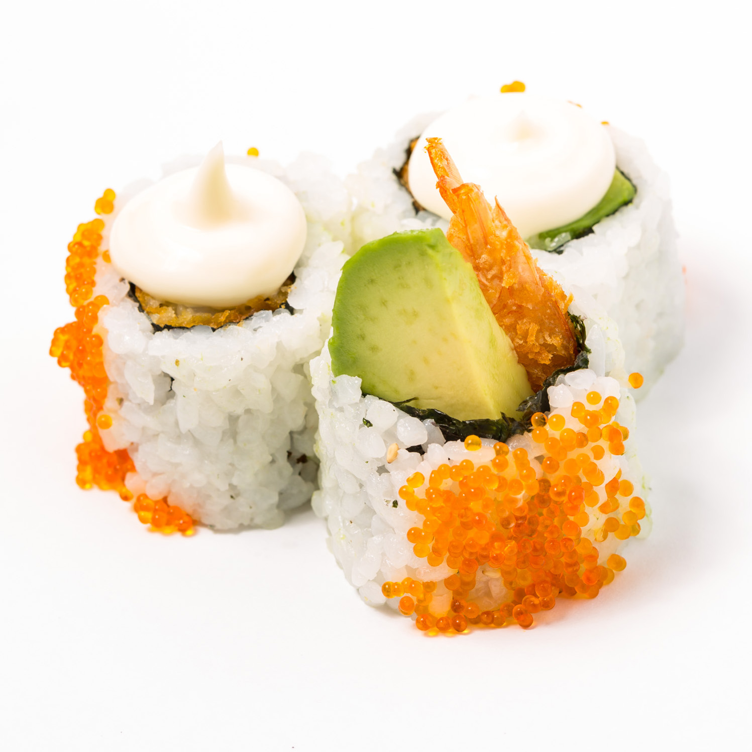 Prawn avocado Roll