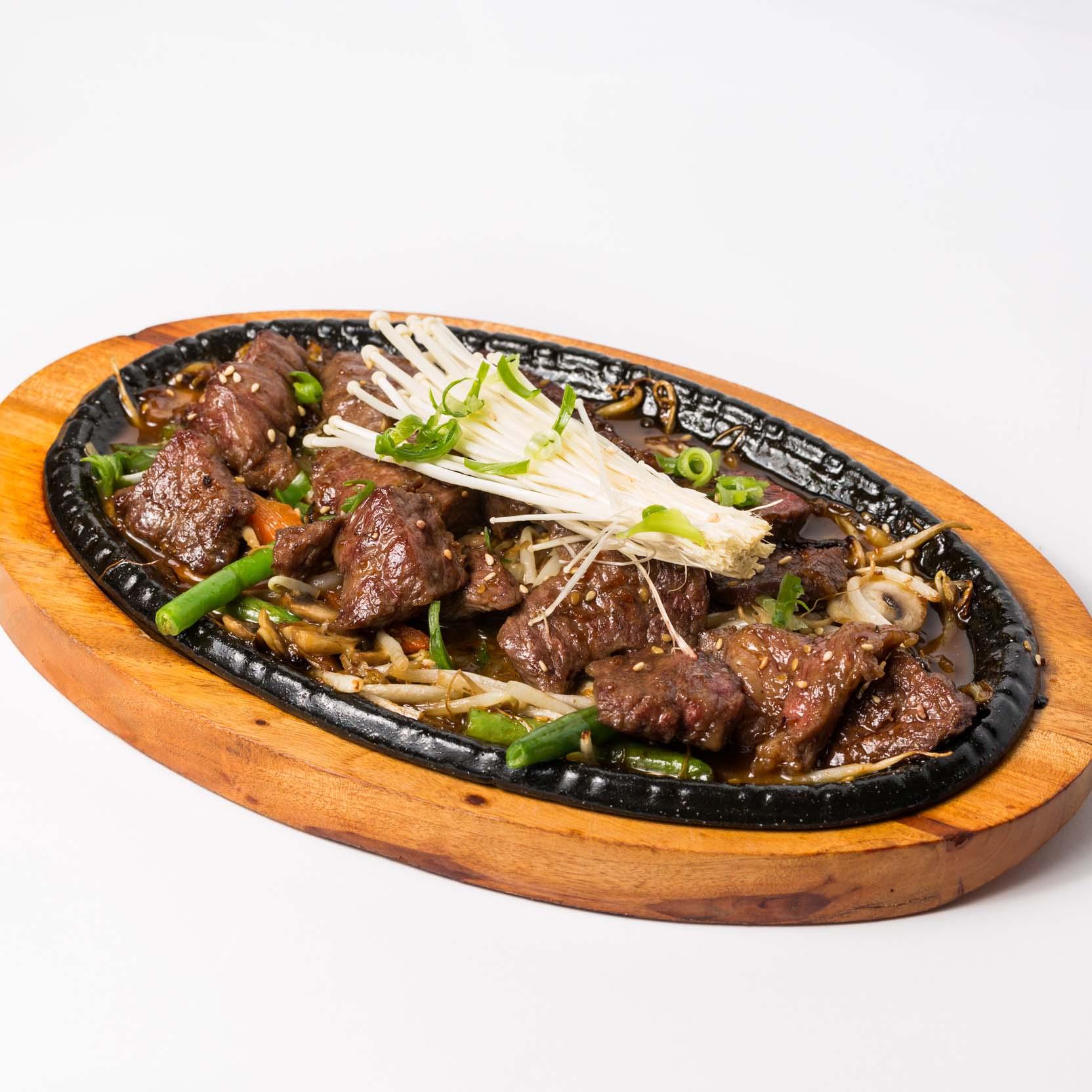 Wagyu Beef with Misoyaki Sauce