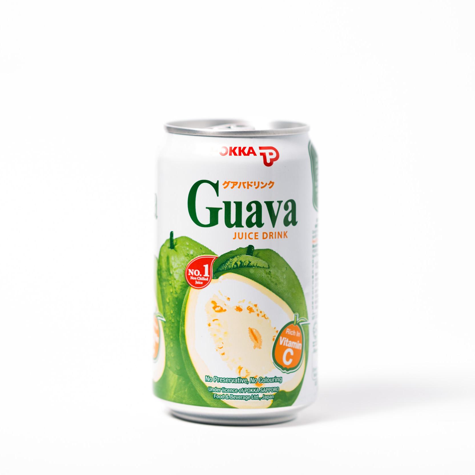 Pokka Guava