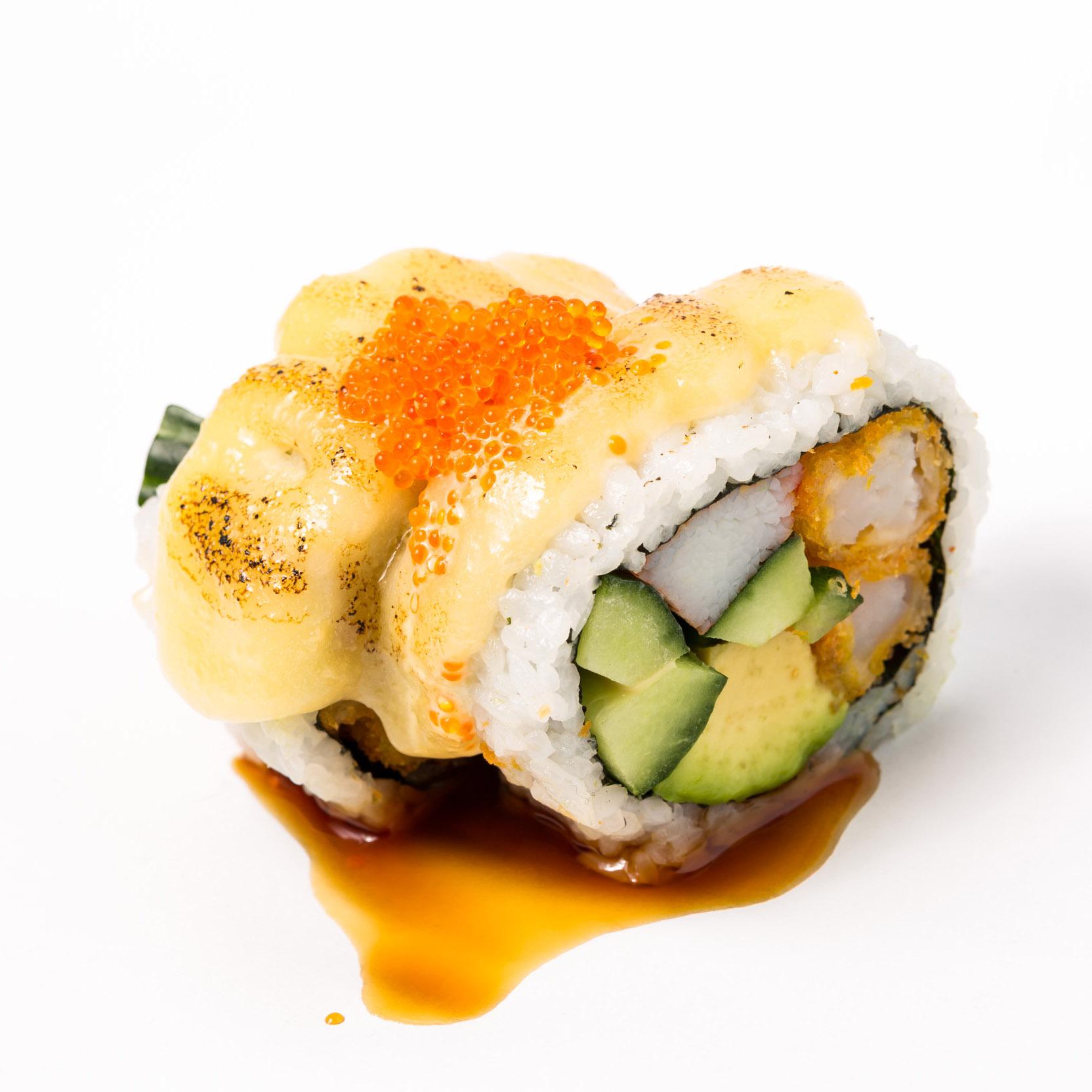 Ebi Fry Cheese Roll