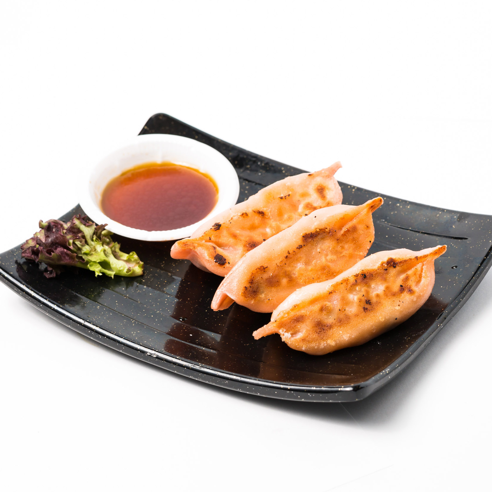 Spicy Chicken Gyoza