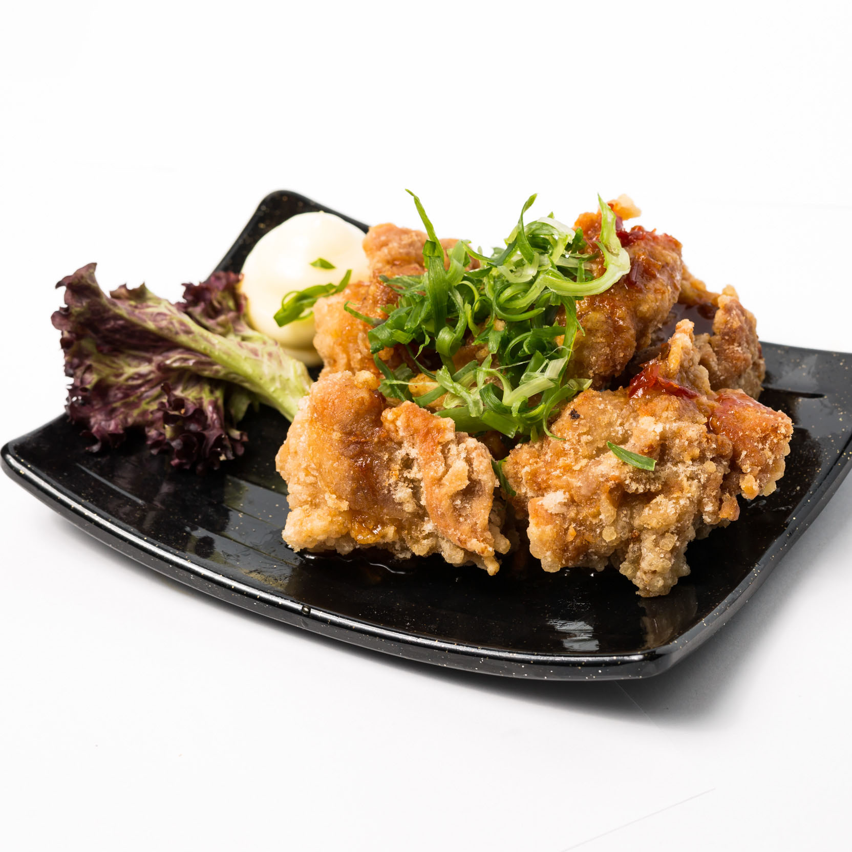 Spicy Karaage - Vege