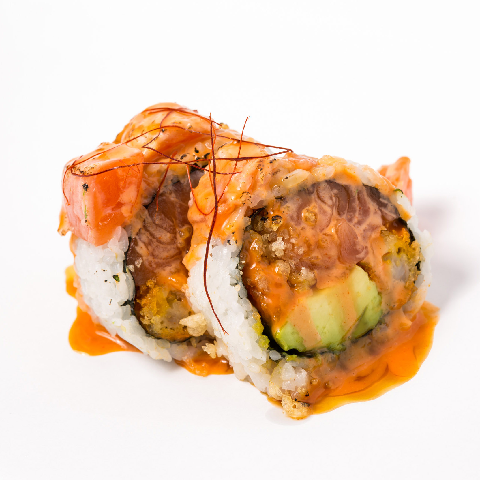 Spicy Salmon Roll - Spicy